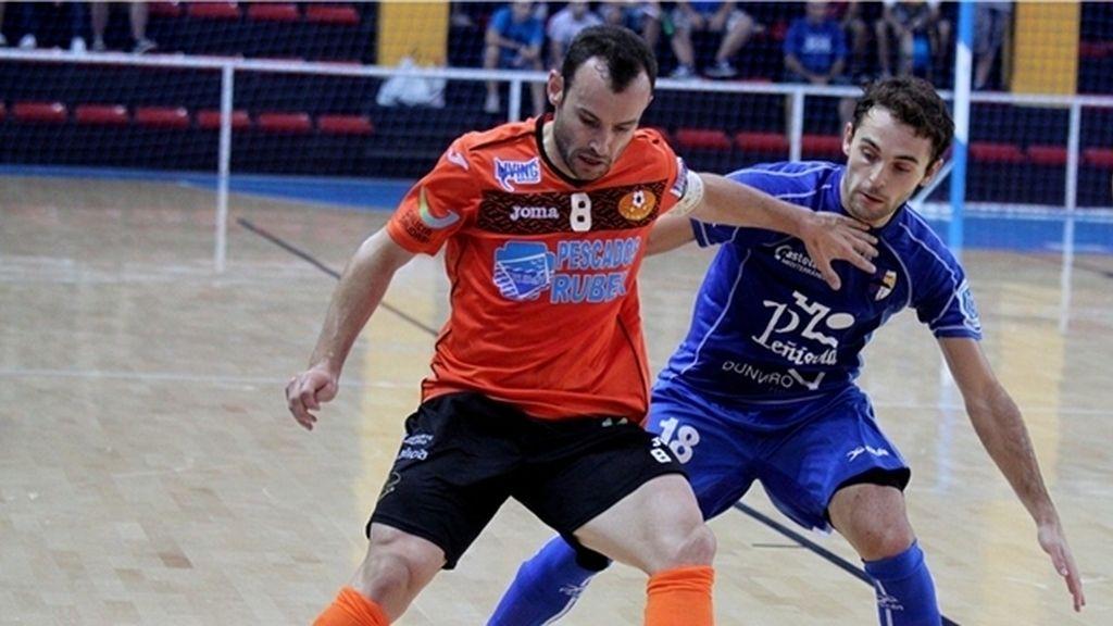 El Burela se impone a domicilio al Peñíscola tras un buen primer tiempo (1-3)
