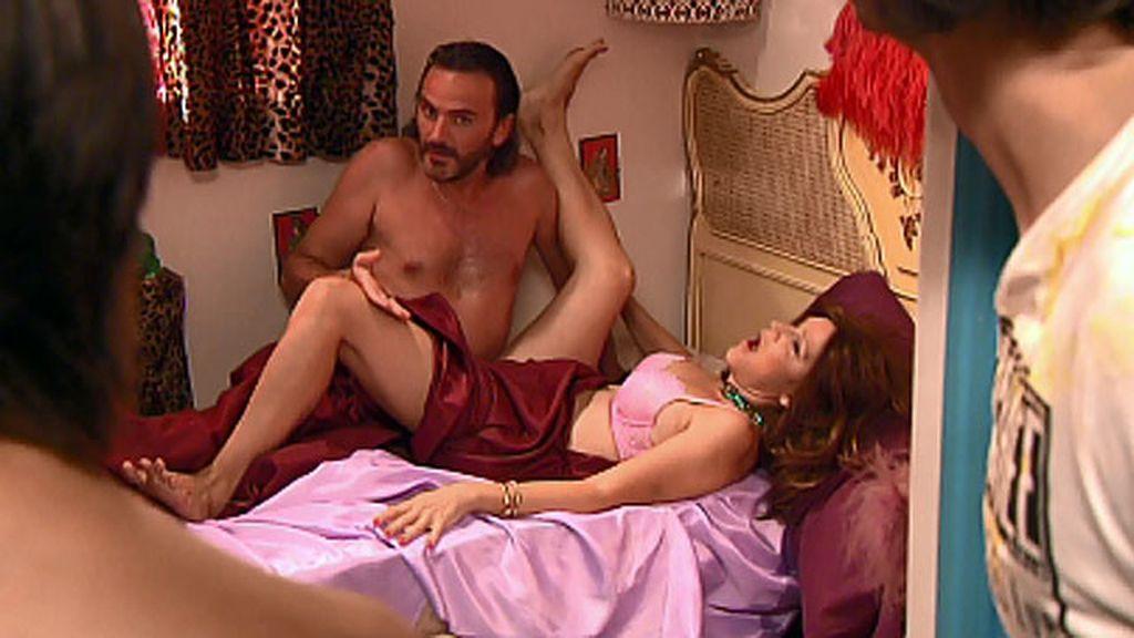 """Fermín: """"Estela me pone mucho, es una guarra en la cama"""""""