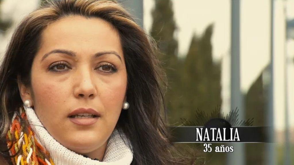 Natalia, una gitana divorciada