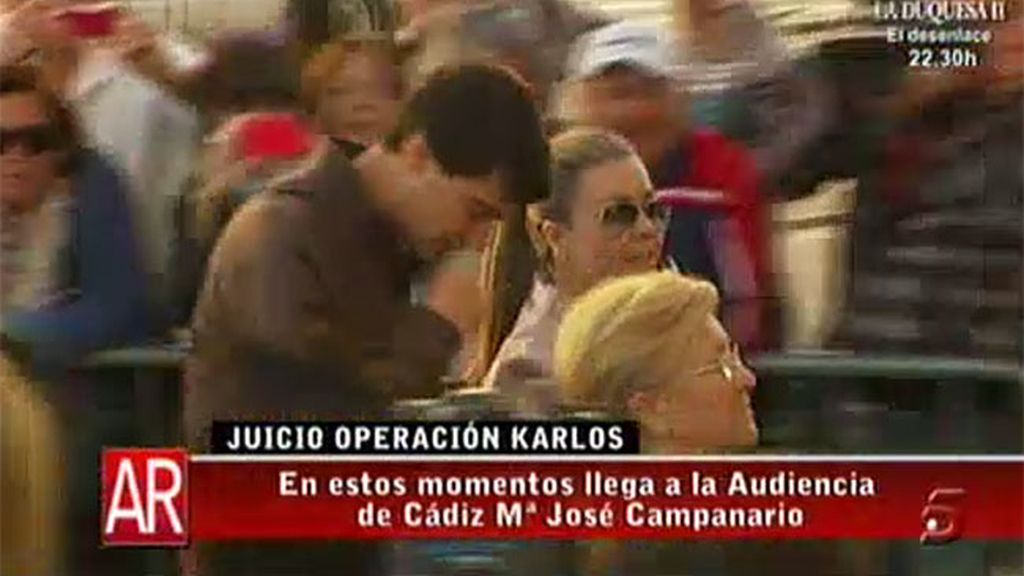Operación Karlos: segunda sesión