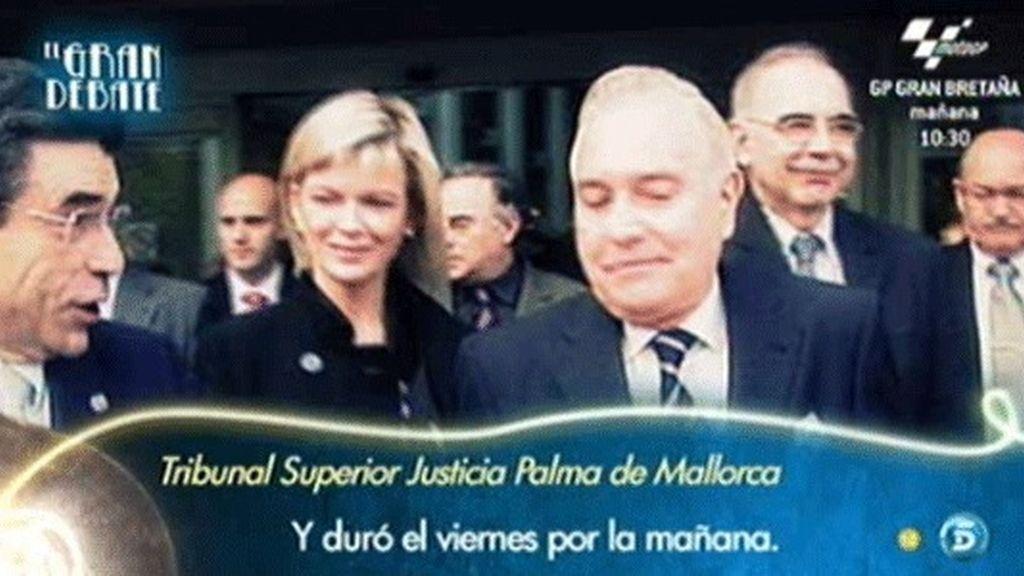 ¿En qué se gastó el dinero Carlos Dívar?
