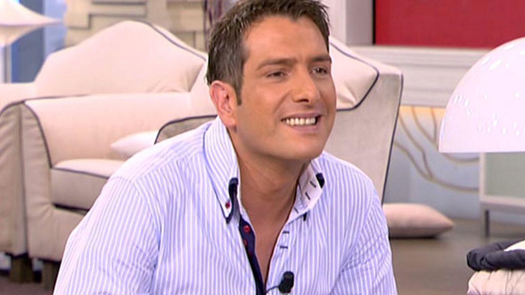 Iván Madrazo, en 'AR'