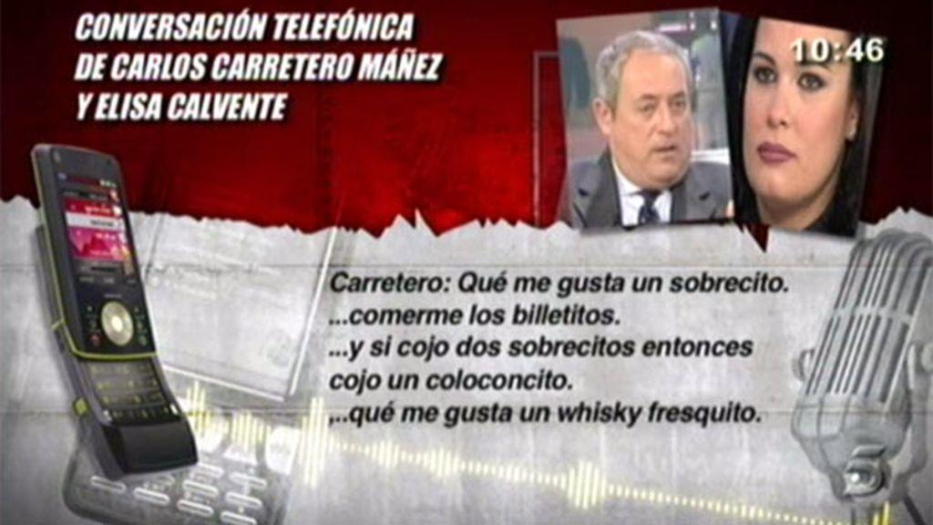 Escucha Carretero - Elisa
