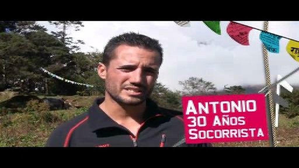 Antonio se sincera en cuatro.com
