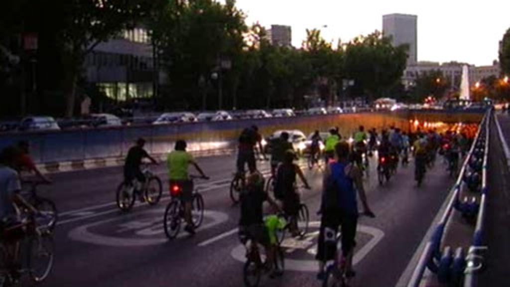 La ciudad a pedales
