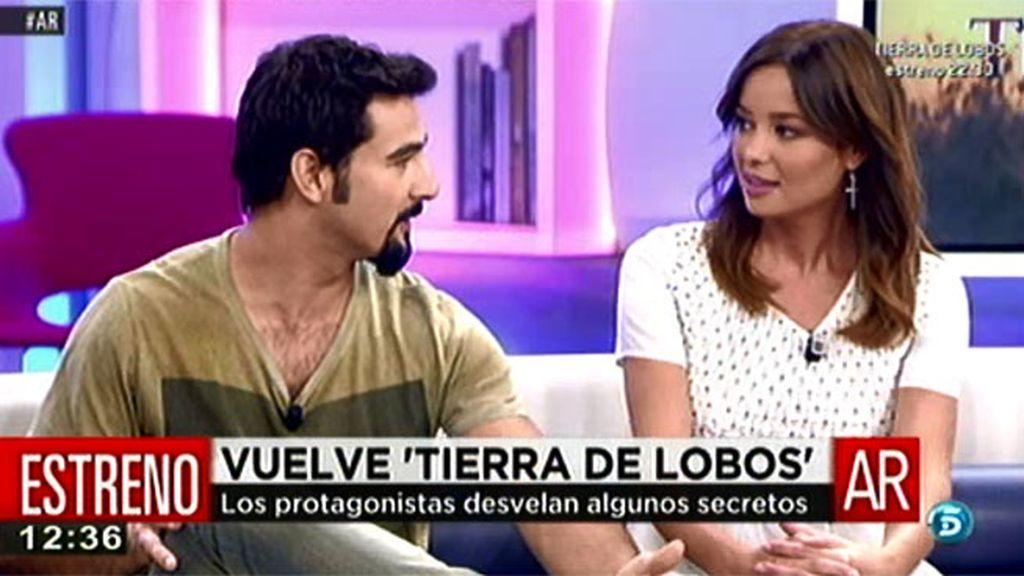 """Antonio Velázquez: """"Tierra de Lobos' viene cargada de emociones"""""""