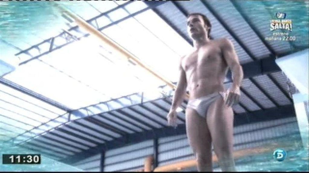 Rossi, el saltador de 'El programa de Ana Rosa'