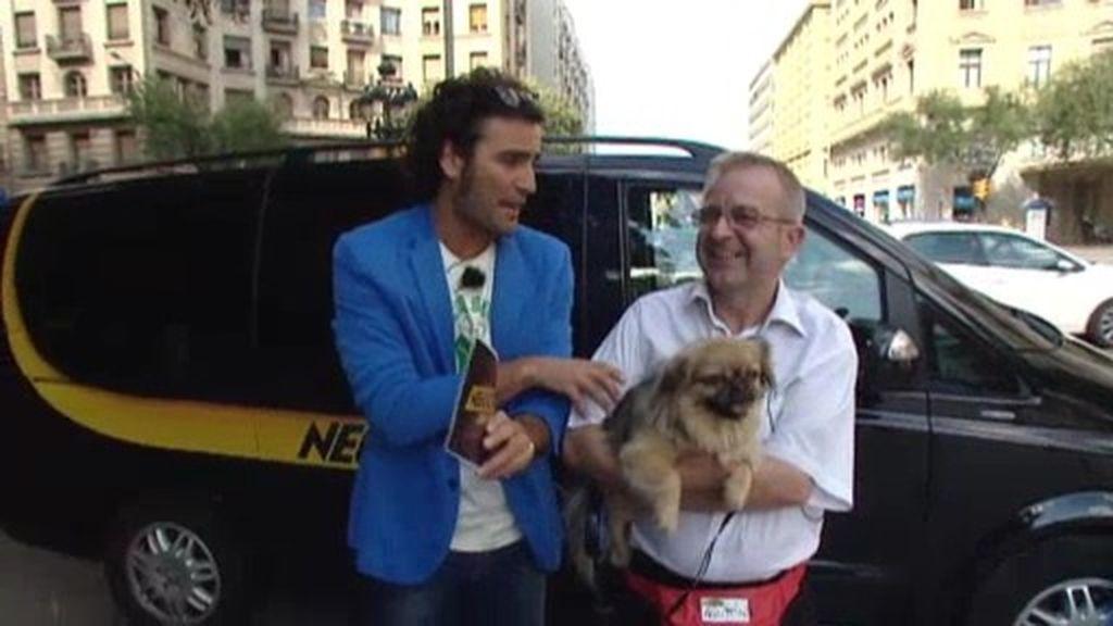 Los problemas de Agustín para encontrar a un español en las calles de Barcelona