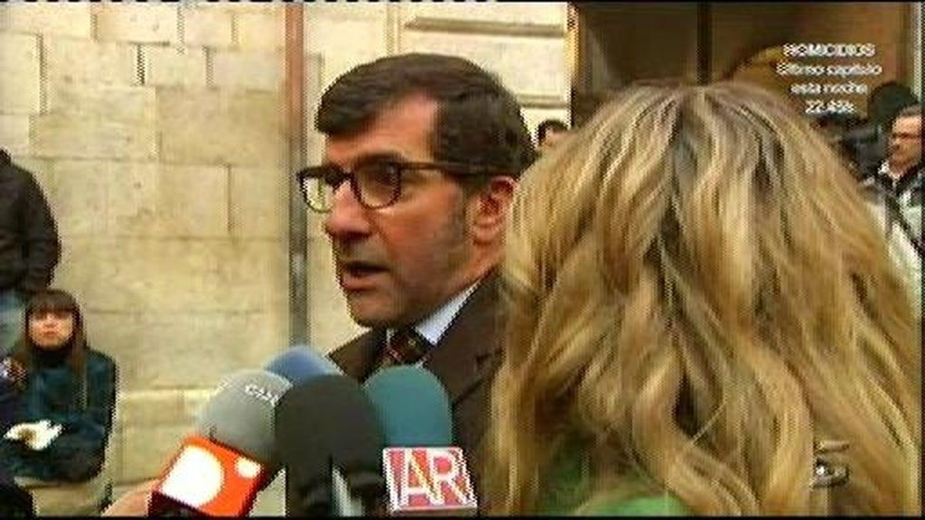 El abogado de los Tubert pide 80 años para Pere Puig