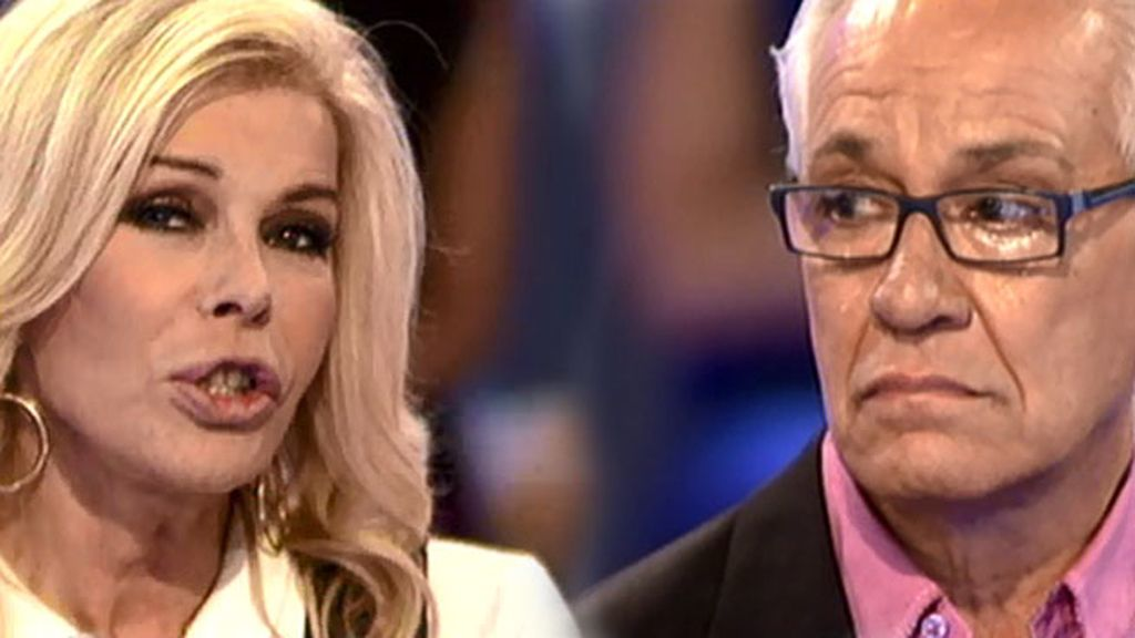"""Bibiana Fernández,a Pepe: """"Yo también pienso en ti, incluso cuando no hablamos"""""""