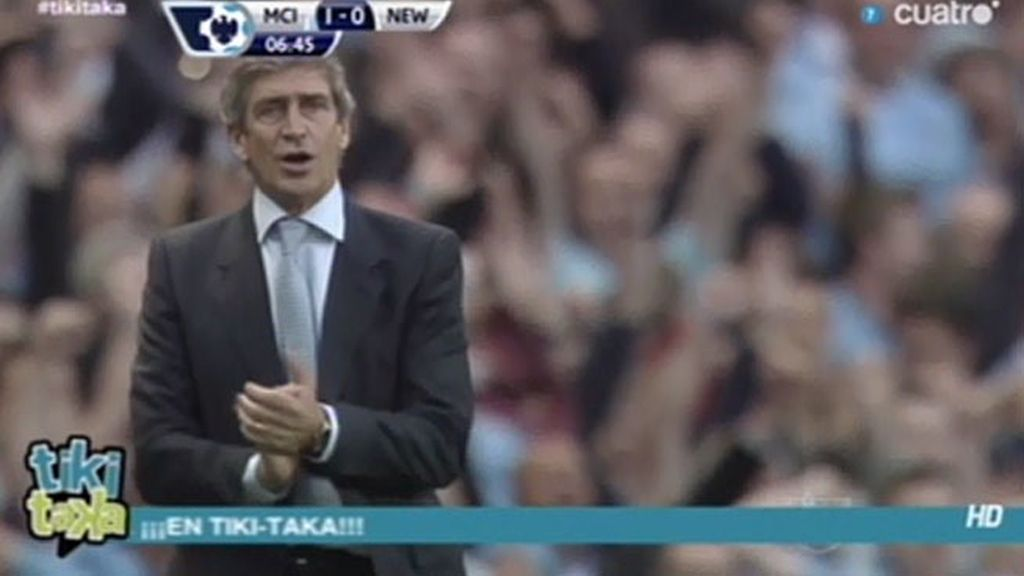 El City barre al Newcastle (4-0)