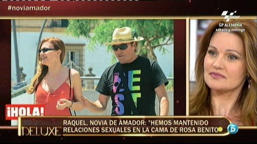 "Raquel Moragues, a Rosa Benito: ""Has dejado tirado a Amador como una rata"""