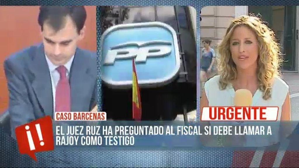 Ruz pregunta a Hacienda si el PP cometió delito fiscal