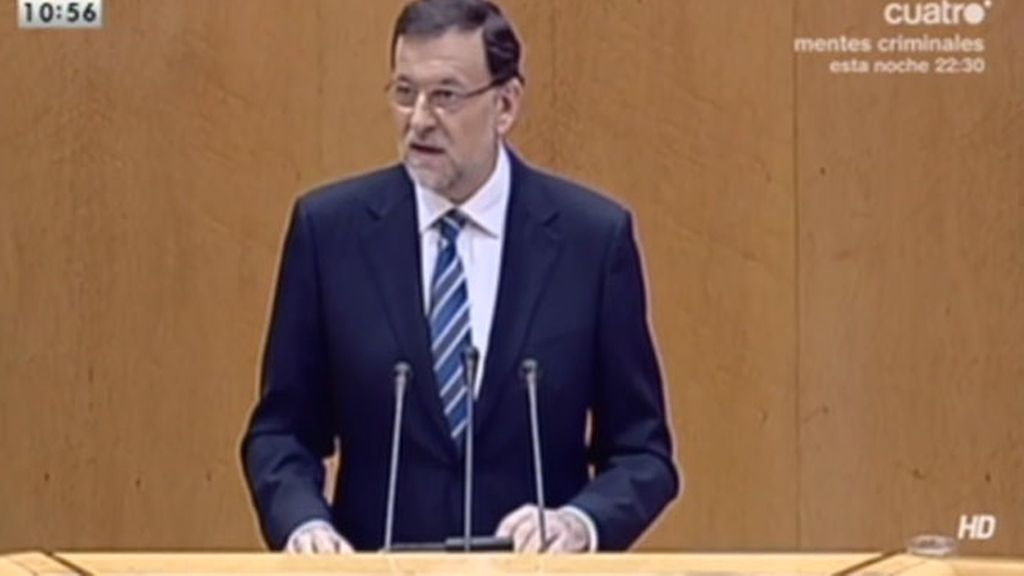 Mariano Rajoy admite haberse equivocado con Luis Bárcenas