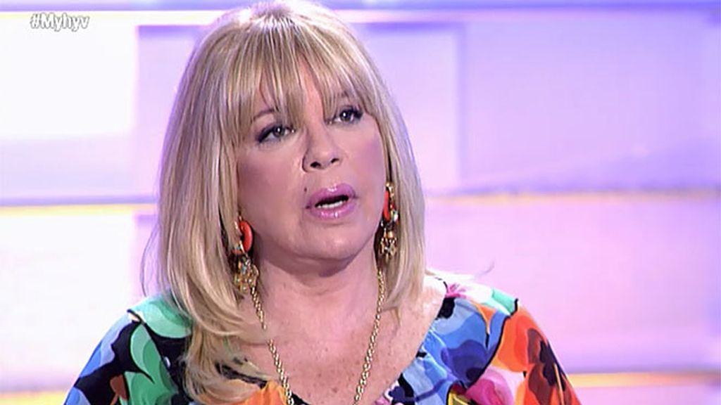 """Bárbara: """"Sofía está muy bien, le han dado el alta clínico"""""""