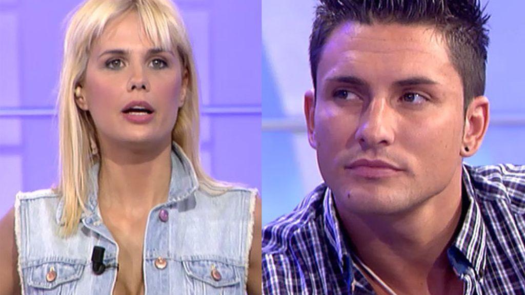 Miriam pide disculpas a Víctor