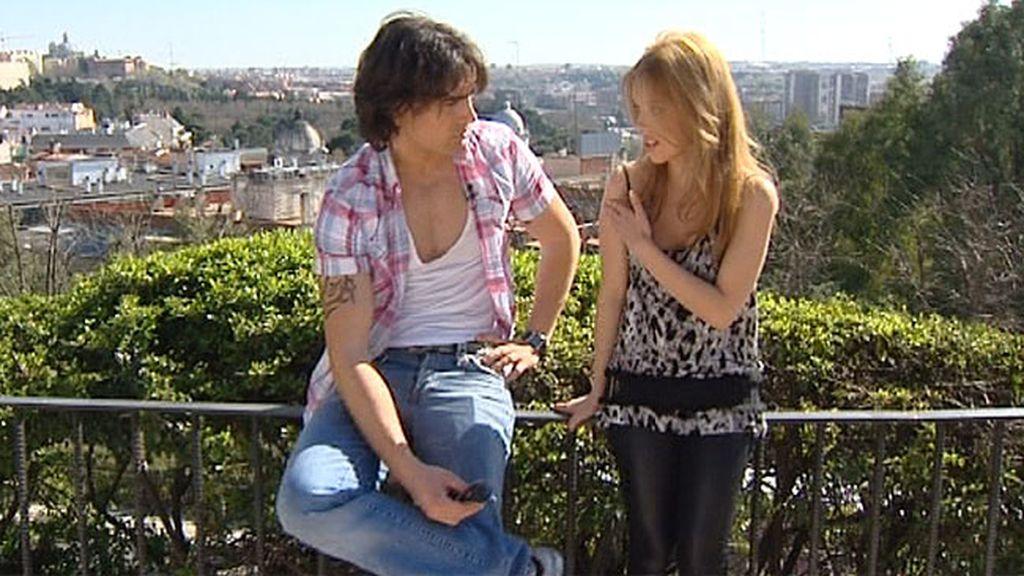 Reche y Bea (28/04/11)