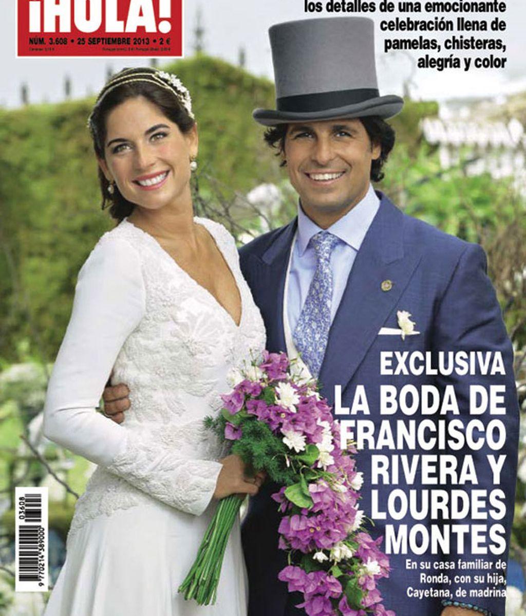 Francisco Rivera, dolido con un íntimo amigo que filtró las fotografías, según Rossi