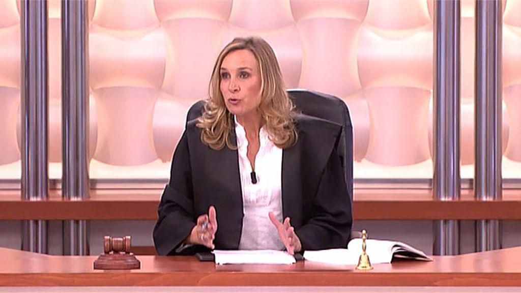 La sentencia de Isabel Winkels