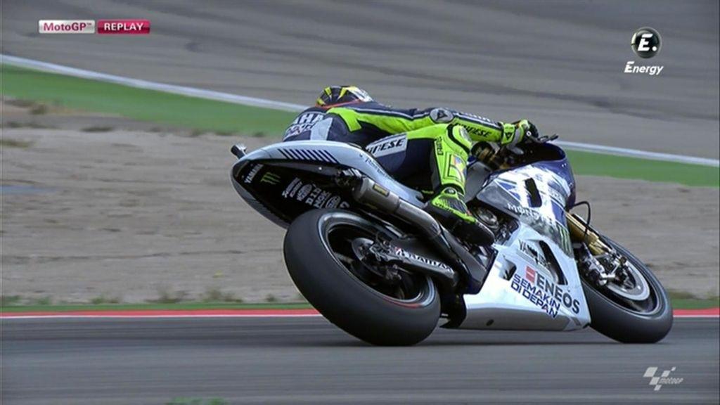 La FP3 de MotoGP de Aragón, a la carta