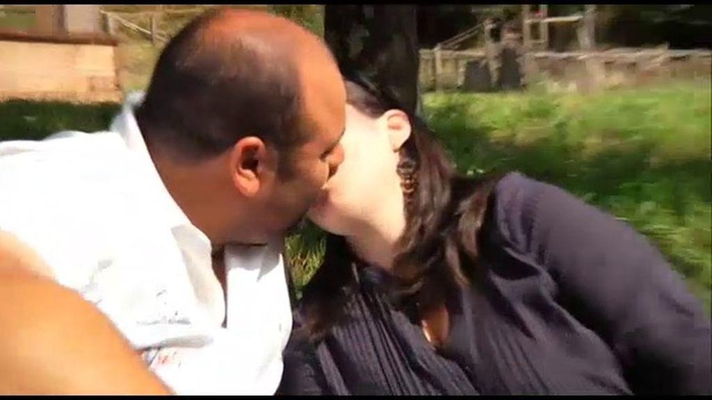 """""""Se un hombre y dame un beso"""""""