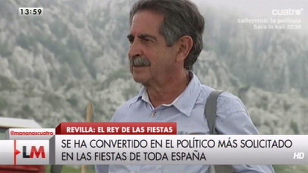 Miguel Ángel Revilla nos habla de corrupción con metáforas