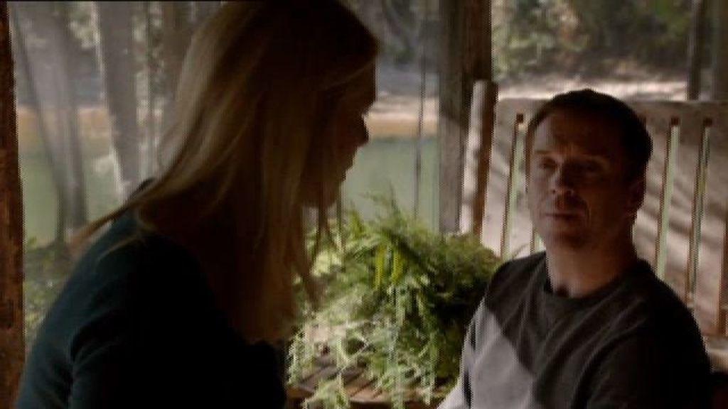 Las dudas de Carrie sobre su futuro con Brody