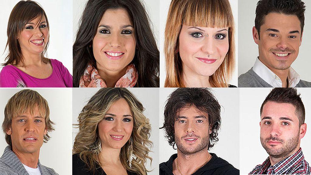 Los ocho finalistas de 'La Re-vuelta'