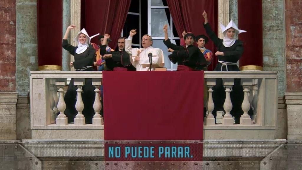 'El Papa Style' de José Mota