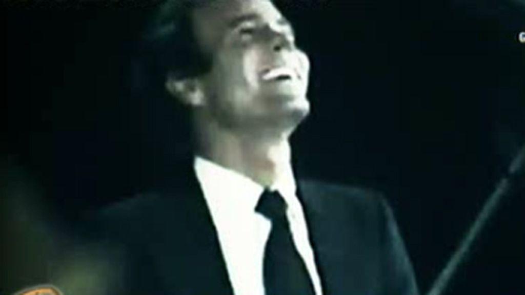 Julio Iglesias, una meteórica carrera