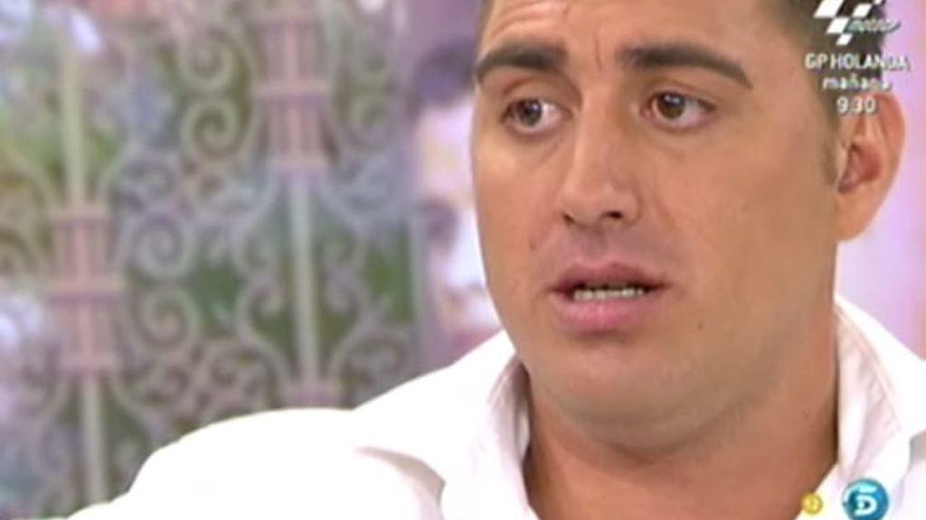 """Eugenio JR: """"Reconozco que mi primo sí quiere recuperar la herencia"""""""