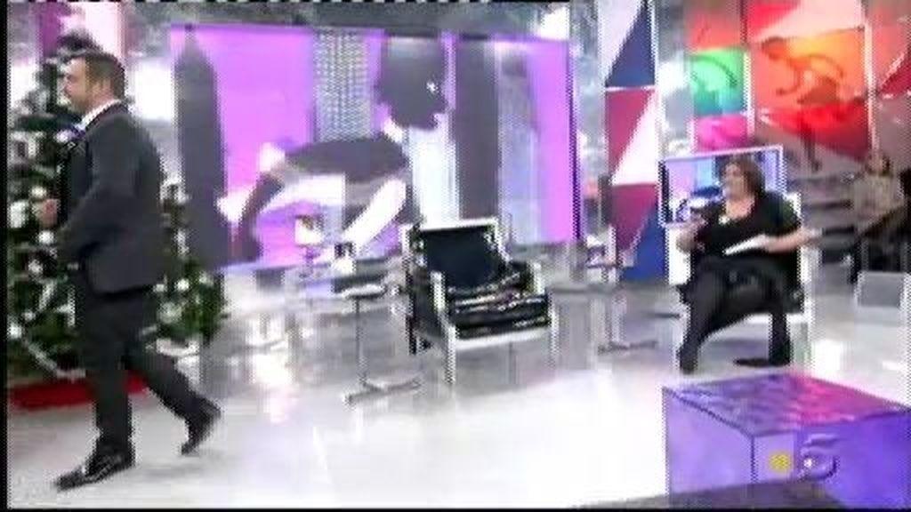 Chelo Gª Cortés vs. Charo Reina