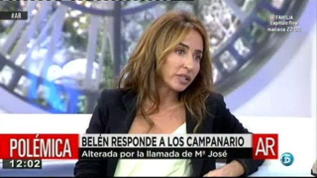 """María Patiño: """"Se está valorando la posibilidad de vender Ambiciones"""""""