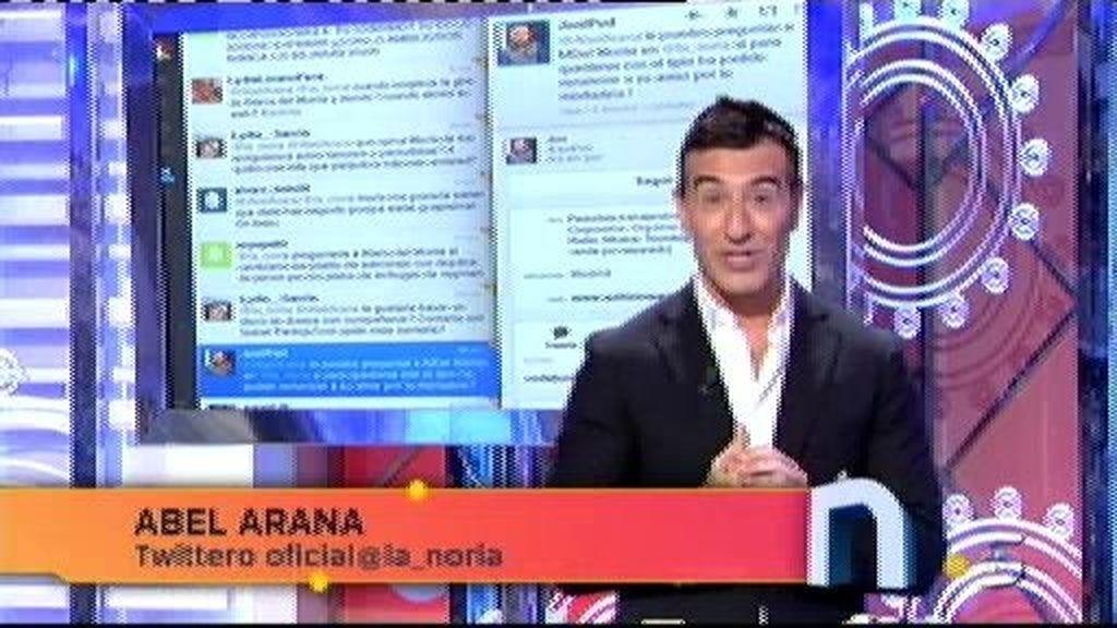 Twitter pregunta a María del Monte