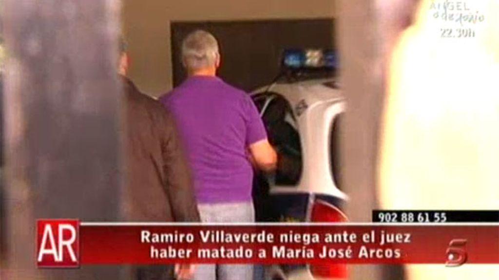 Caso María José Arcos