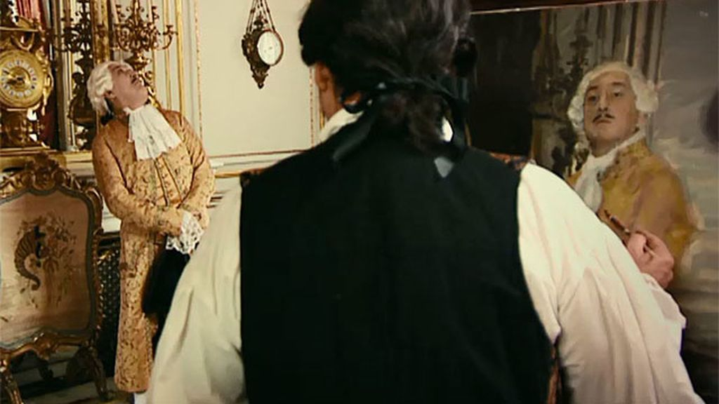 Goya pintó al marqués Colmenero...