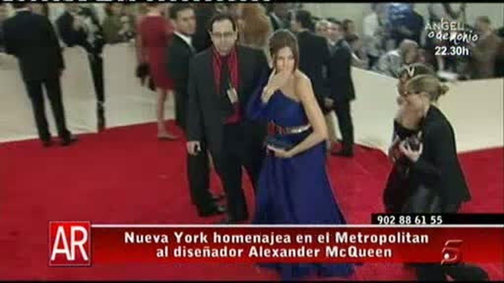 Homenaje a Alexander McQueen