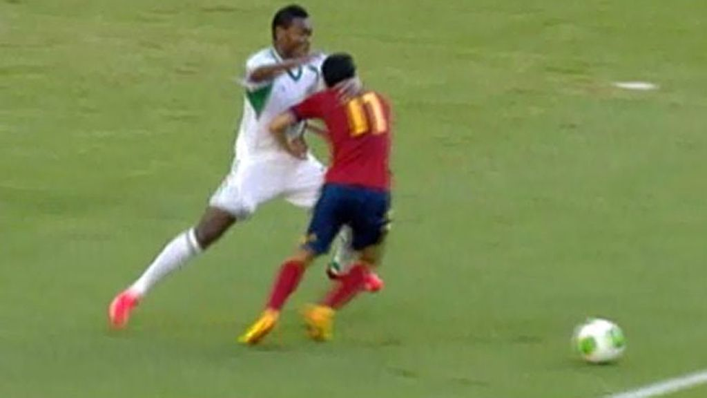 Penalti a Pedro