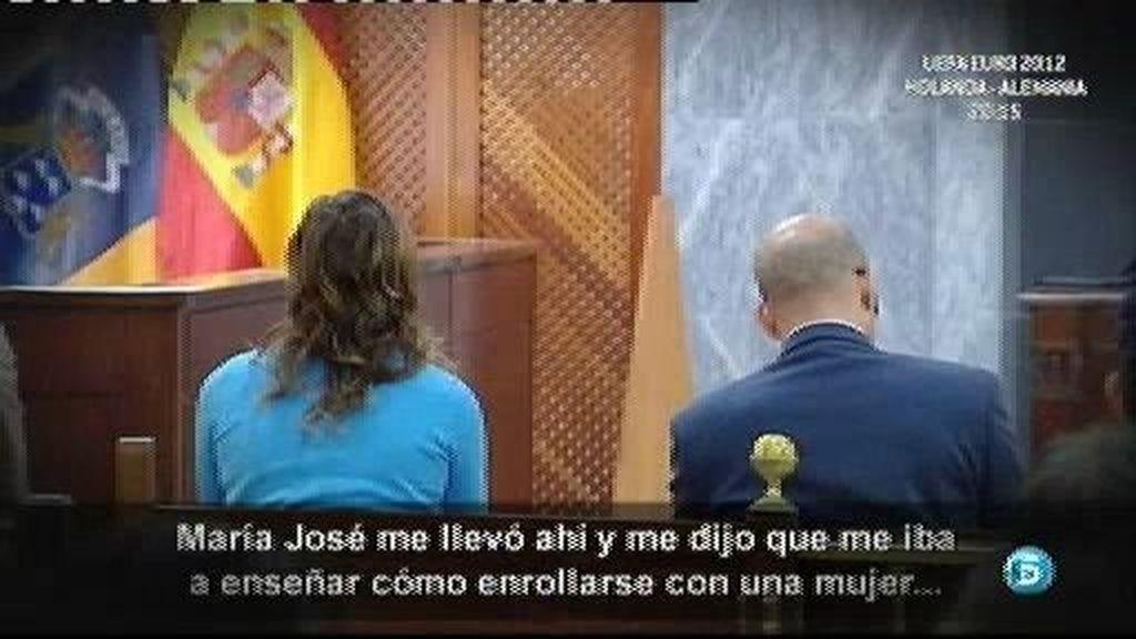 Las desgarradoras declaraciones de una víctima del caso Kárate