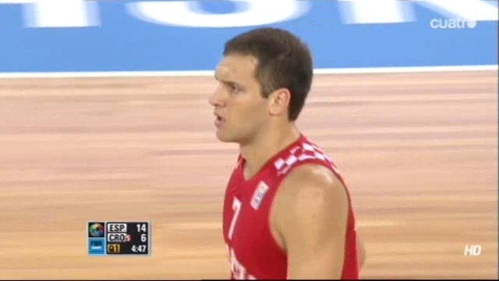 Bogdanovic mantiene a Croacia