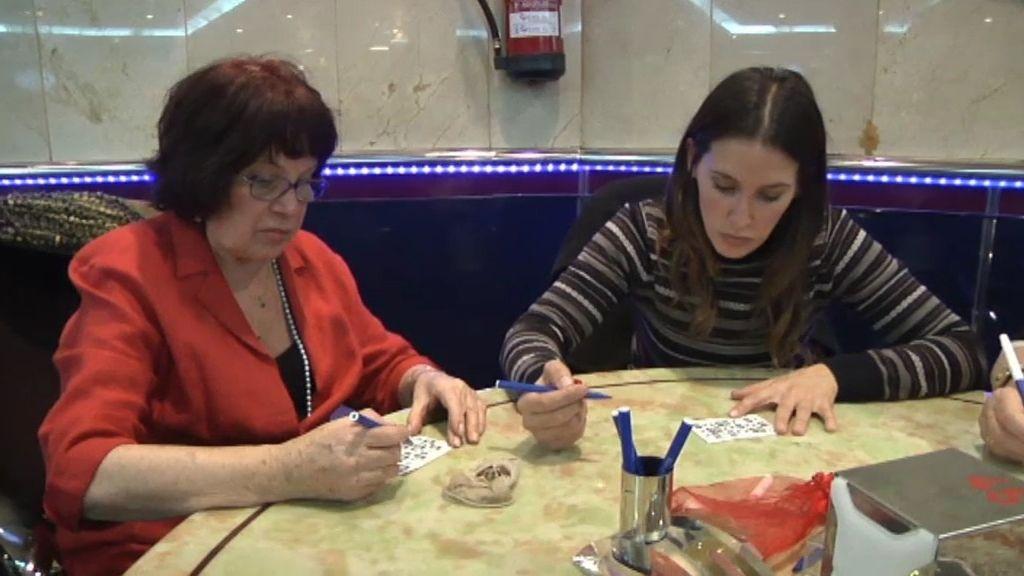 El juego en los salones de bingo