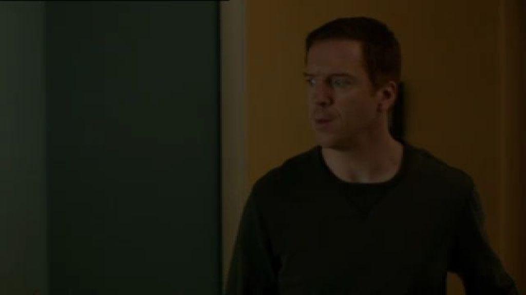Brody le cuenta toda la verdad a su hija