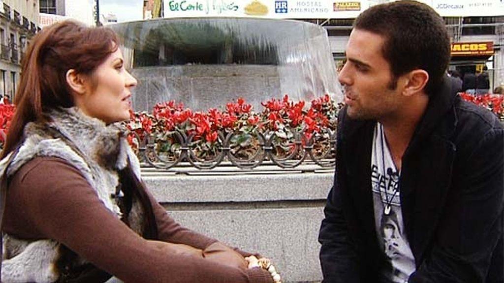Abraham y Ana Belén (31/03/11)