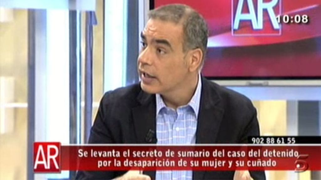 El sumario del Caso Ramón Laso