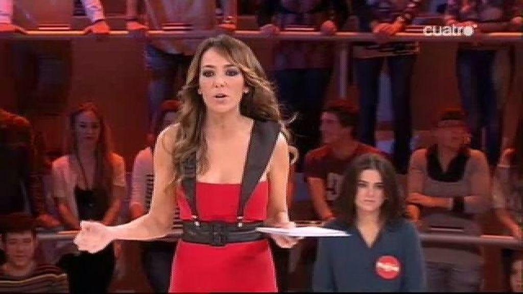 Carmen se transforma en Rajoy