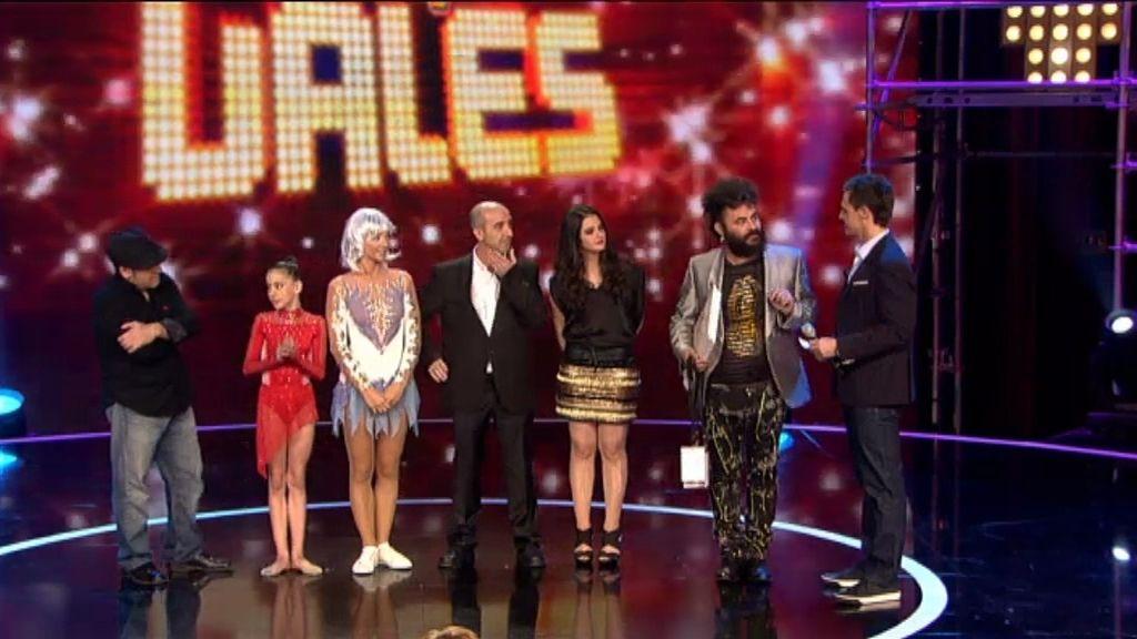 Los ganadores de la Gala 3