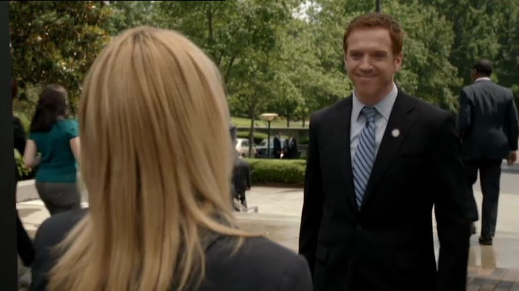 """Carrie, a Brody: """"tú me has salvado"""""""