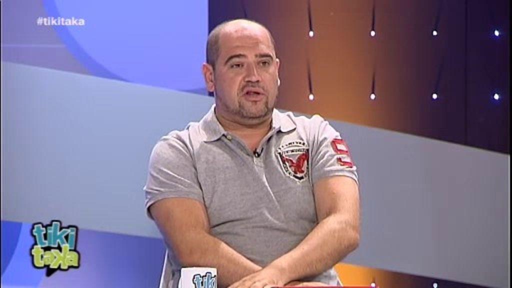 """Javier Matallanas: """"Iker Casillas jugará el lunes ante el Granada"""""""