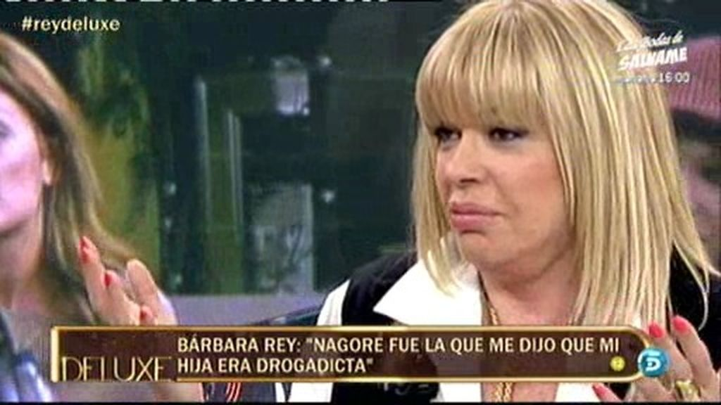 "Bárbara Rey: ""He llegado a encontrar en casa paquetes de medio kilo de cocaína"""