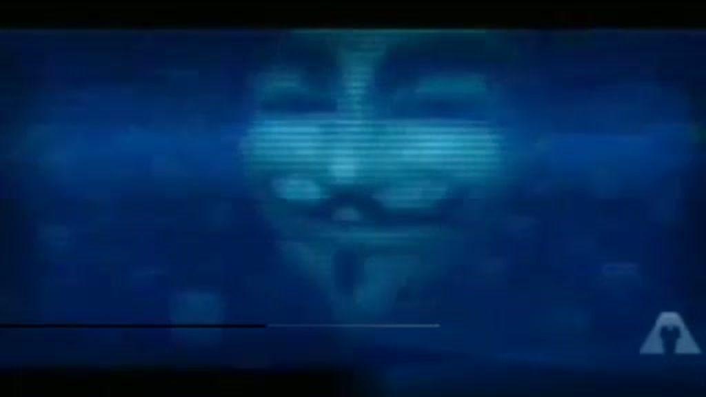 Anonymous avisa a Telefónica